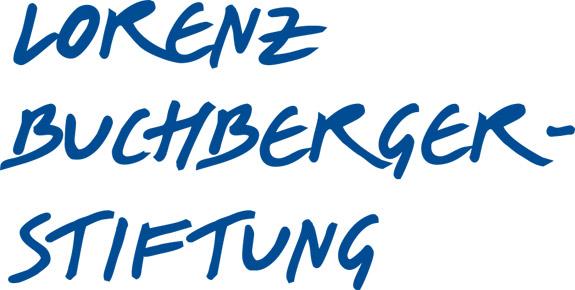 Logo Lorenz-Buchberger-Stiftung